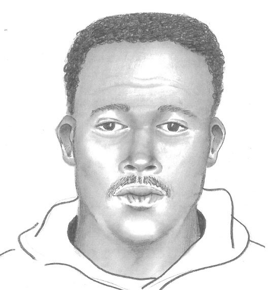LMPD released a sketch of the murder suspect.