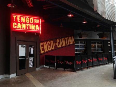 Tengo Sed Cantina at 4th Street Live (Chris Otts)