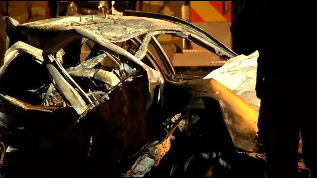 Four people were killed in a fiery crash on Ind. 111 near Horseshoe Casino in Oct. of 2012 when Charles Barlow's taxi cab collided head-on with a taxi.