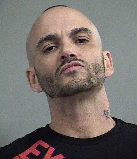 Anthony Robertson (Source: Louisville Metro Corrections)