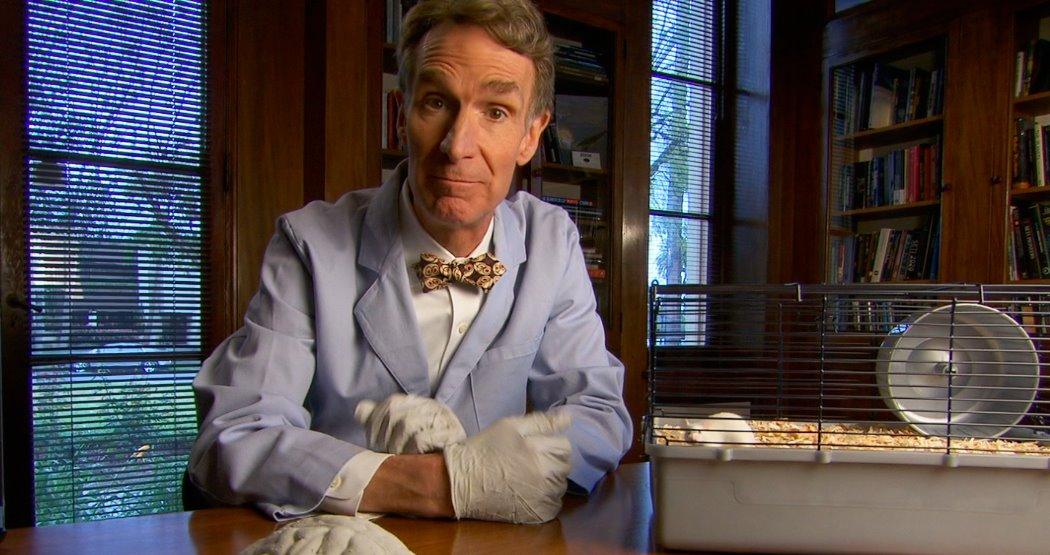 "Bill Nye ""The Science Guy"""
