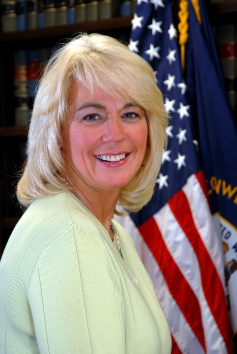 Rep. Leslie Combs, D-Pike County. Photo from Combs' Facebook page.