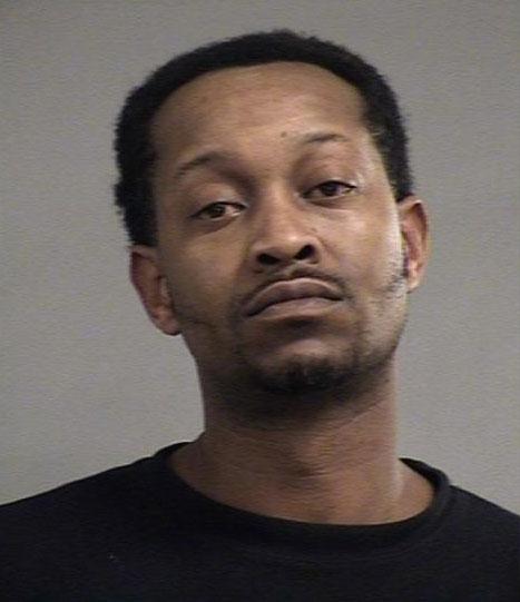 Guy Marcus Allen (Source: Louisville Metro Corrections)