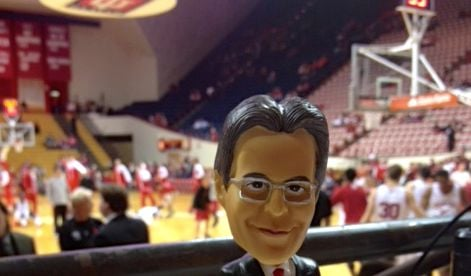 Tom Crean and Indiana upset third-ranked Wisconsin Tuesday, silencing the critics that said Crean could not beat Bo Ryan.