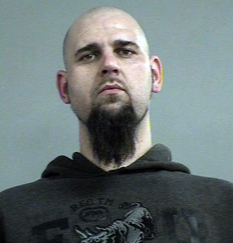 Christopher Cox (Source: Louisville Metro Corrections)