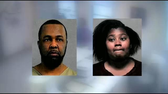 Duane Acklin and Tamera Jenkins (Courtesy: Metro Corrections)