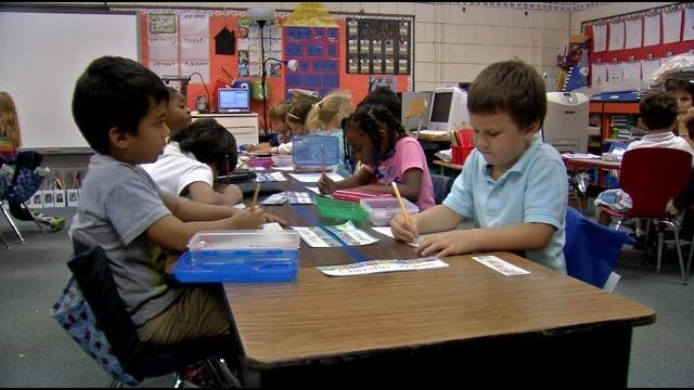 Statewide, the assessment found only 49 percent of the more than 50,000 students entering kindergarten were prepared.