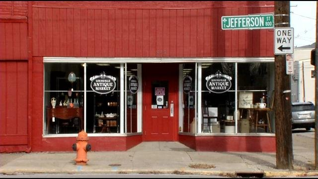 The Louisville Antique Market will hold its grand opening on Feb. 7.