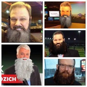 WDRB Sports beards