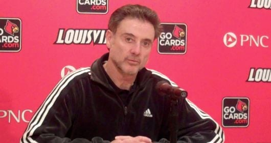 Rick Pitino and Louisville have to win Saturday -- or Cincinnati is a lock for the AAC title.