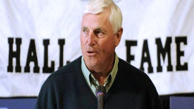 Former Indiana coach Bob Knight will work the Kentucky game in Rupp Arena Thursday night.