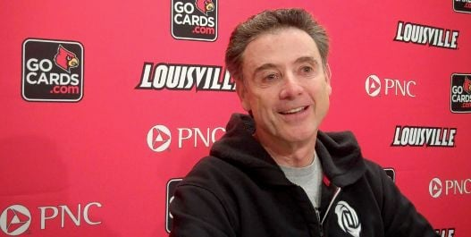 Rick Pitino's Louisville basketball team needs to win at SMU Wednesday to remain in first place in the AAC.