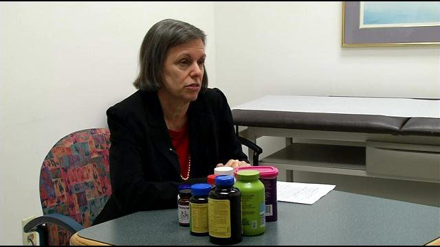 U of L nutritionist Diana Pantalos disputes recent studies by the medical industry that indicate multi-vitamins provide no nutritional value.