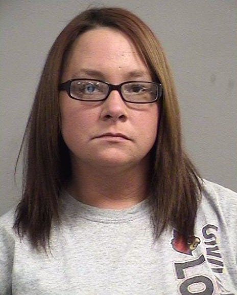 Jessica Jackson (Source: Louisville Metro Corrections)