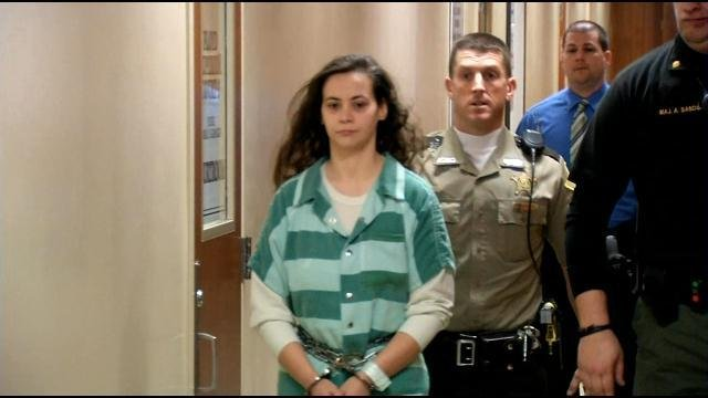 Lisa Shuler was sentenced to 45 years in prison for the murder of Charles Pierce.
