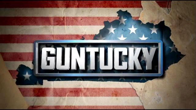 """Guntucky"" airs on CMT. Production on Season 2 of the reality show recently wrapped up."