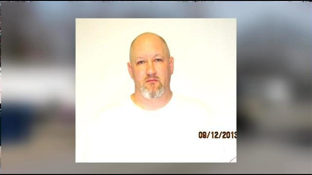 Christopher Smolik was the man named in the felony warrant and used to live in the residence off Newburg Road.