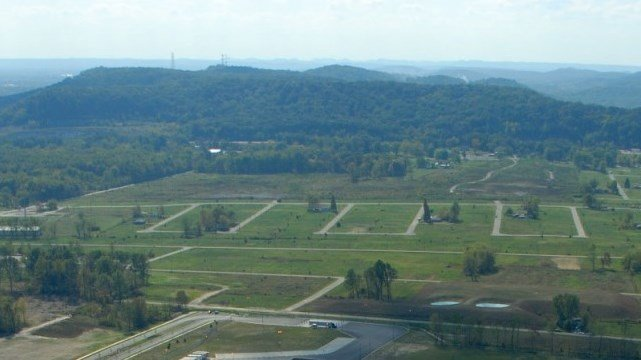 Airport business park area (Louisville Regional Airport Authority)