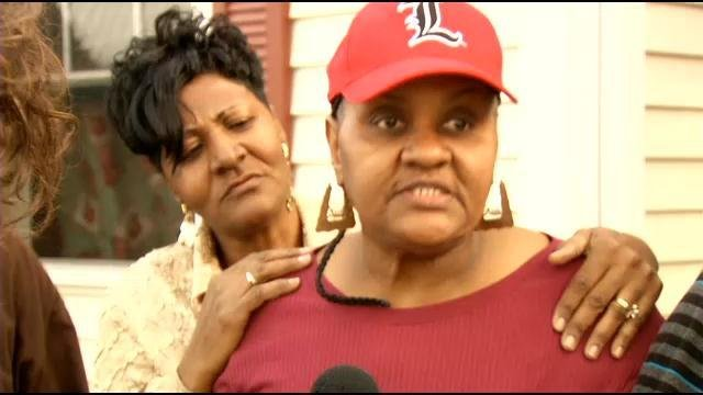 Darlene Richards, the victim's mother