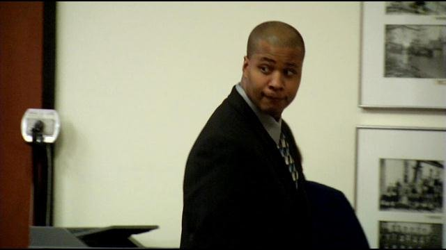 Former Ky. state trooper Stratford Young, indicted Monday, March 17.