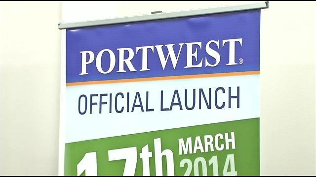 Portwest LLC is launching a distribution center in Shepherdsville.