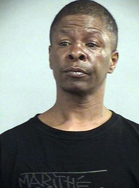 Willie Luvine (Source: Louisville Metro Corrections)