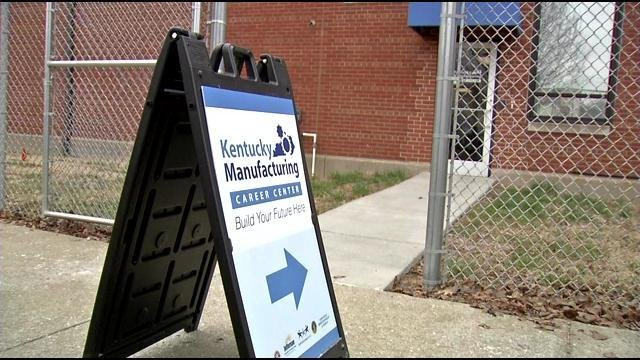 The Kentucky Manufacturing Career Center is offering free job training and career placement.