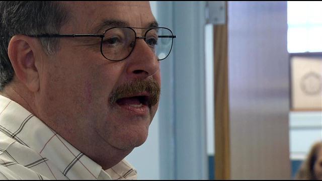 Hodgenville Mayor Terry Cruse