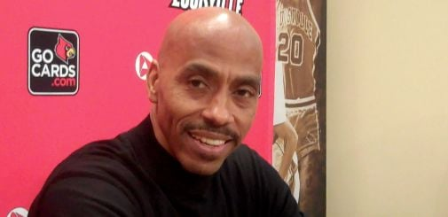 Darrell Griffith never had the chance to play Kentucky that the current Louisville basketball players had.