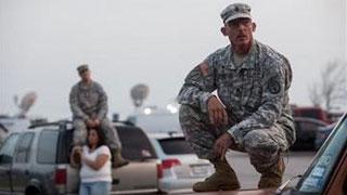 (AP Photo/Tamir Kalifa). Staff Sgt.