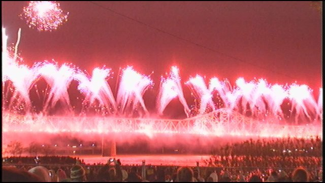 Thunder Over Louisville fireworks. This year's show is April 12.