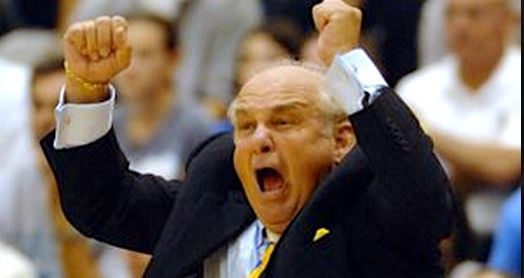 Kentucky is trying to do what only Rollie Massimino and Villanova have done -- win the NCAA Tournament as an 8-seed.