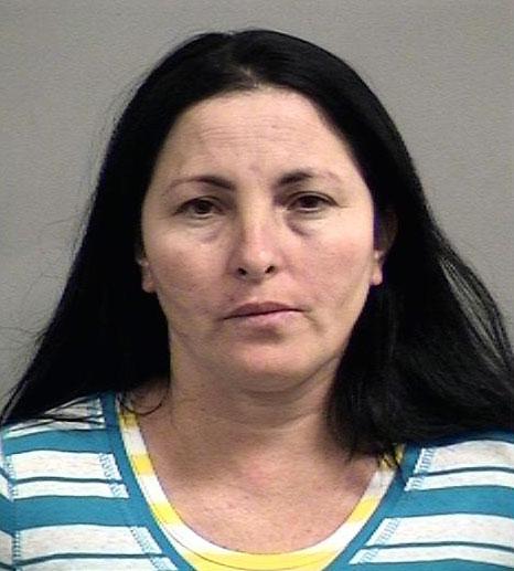 Judith Gonzales (Source: Louisville Metro Corrections)