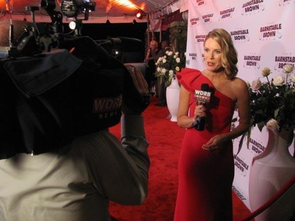 WDRB's Tamara Evans covered the 2013 Barnstable Brown gala.