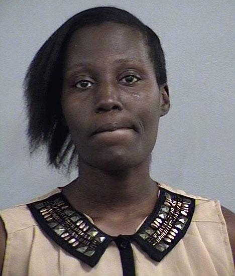 Jameelah S. Mensah (Source: Louisville Metro Corrections)