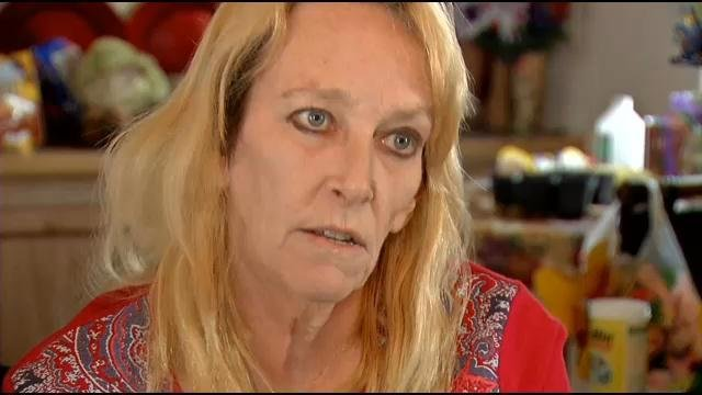 Susan King spent six and a half years for committing a crime she says was physically impossible for her to do.