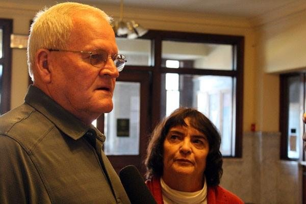 Frank and Janice Renn