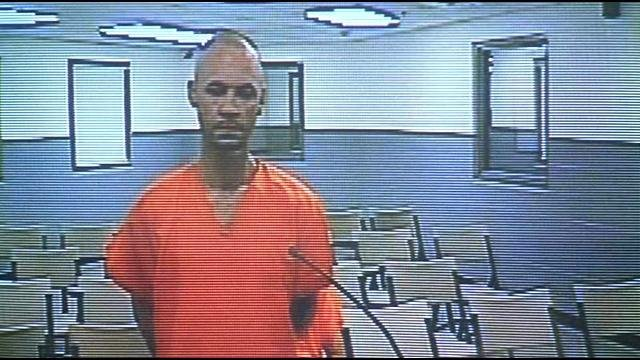 Paul Turner appeared in arraignment court via video Thursday morning.