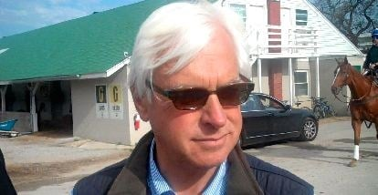 Trainer Bob Baffert has an idea to improve the Kentucky Derby day race card.