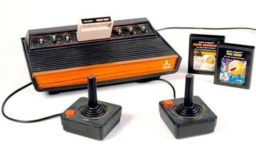 (AP Photo/Strong National Museum of Play). This undated photo provided in 2007 by the Strong National Museum of Play in Rochester, N.Y. shows an Atari video game system.