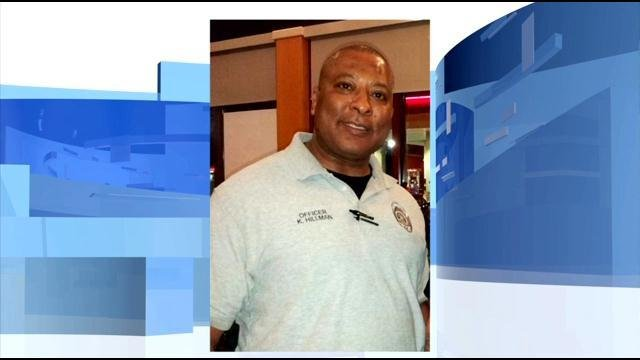 Prosecutors say off-duty cop Keith Hillman was attacked in a restaurant parking lot.
