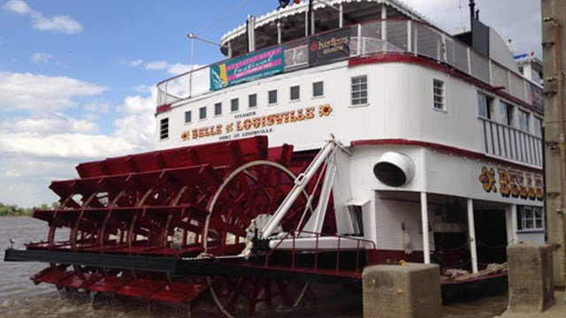 The Belle of Louisville (WDRB files)