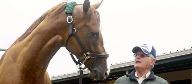 Trainer Art Sherman has answers for the knocks to his Kentucky Derby favorite California Chrome.