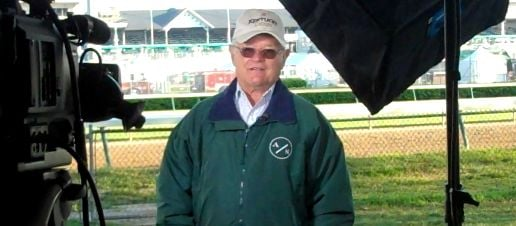 Trainer Art Sherman celebrated California Chrome's Kentucky Derby win until 1:30 a.m.