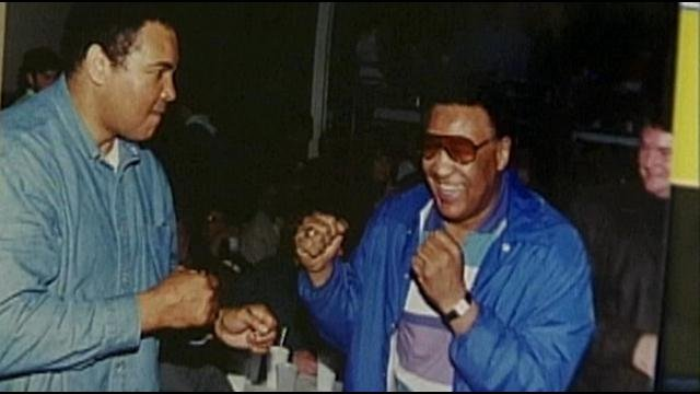 Muhammad Ali and Jimmy Ellis