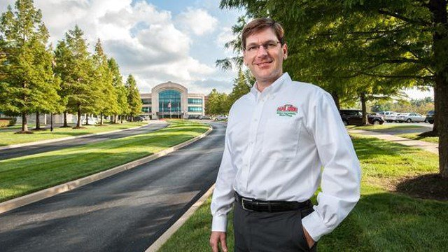 """Anthony """"Tony"""" Thompson. Photo from Louisville Business First"""