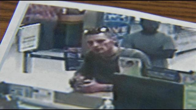 LMPD detectives say this man is stealing purses from elderly women in public places.
