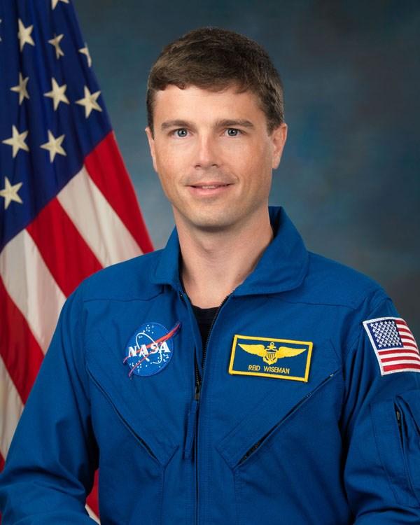 Reid Wiseman (American)  (Photo credit: NASA)