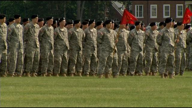 The Duke Brigade was the last remaining combat unit at Fort Knox before its inactivation May 21.