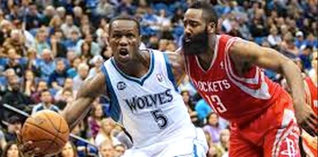 Gorgui Dieng made the NBA all-rookie second team.
